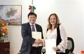 La VNA renforce sa coopération avec Notimex du Mexique