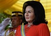 Malaisie: l'épouse de l'ex-Premier ministre Najib Razak accusé de corruption
