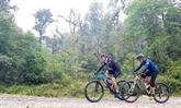 Lào Cai: course cycliste