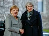 Brexit: Merkel favorable à un report prolongé