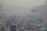 La pollution routière entraîne 4 millions de cas d'asthme par an chez les enfants