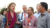 Érosion du littoral à Hôi An: des experts néerlandais proposent des mesures