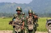 Myanmar: intensification des affrontements entre l'armée et les oppositions à Rakhine