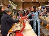 Le Vietnam à la 43e foire caritative de l'Association des femmes de l'Asie-Pacifique