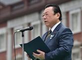 Japon: le ministre chargé des JO démissionne