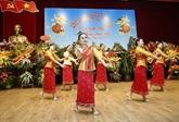 L'ambassade du Laos célèbre le Boun Pimay au cœur de Hanoï