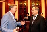 Vietnam - Allemagne: Hô Chi Minh-Ville veut coopérer avec le Land de Thuringe