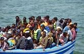 Italie: 70 migrants interceptés et débarqués à Lampedusa