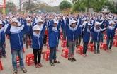 L'amélioration des connaissances et compétences des femmes et filles