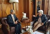 Promotion des relations d'amitié et de coopération Vietnam - Uruguay