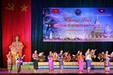 Célébration de la fête Bunpimay à l'Université de Tây Bac
