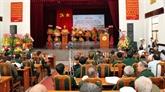 Rencontre entre des anciens soldats volontaires du Front 479 à Hanoï