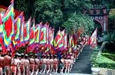 Le Vietnam rend hommage à ses rois fondateurs Hùng
