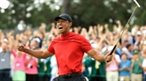Golf: Tiger Woods remporte le Masters d'Augusta