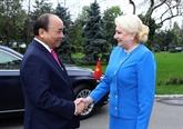 Vietnam - Roumanie: entretien entre les deux Premiers ministres