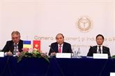 Le PM s'attend à une croissance exponentielle des relations Vietnam - Roumanie