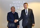 Approfondir les relations d'amitié traditionnelles Vietnam - R. tchèque