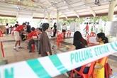 Singapour: près de 2,6 millions d'électeurs aux prochaines élections générales