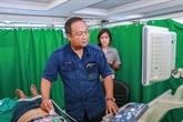 La Thaïlande aide le Laos à soigner ses habitants
