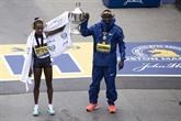 Marathon de Boston: Cherono au sprint, Degefa sans rivale