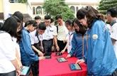 Nam Dinh: sensibiliser les jeunes à la souveraineté du Vietnam sur Hoàng Sa et Truong Sa