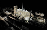 Sur des disques durs américains, le modèle en 3D le plus précis de Notre-Dame