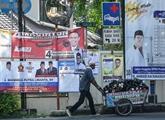 Élections présidentielle et législatives en Indonésie