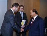 Le PM vietnamien reçoit le président de la société tchèque Home Credit