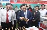 Les foires OCOP et Lifestyle Vietnam 2019 s'ouvrent à Hô Chi Minh-Ville