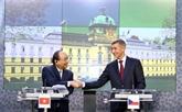 Vietnam et R. tchèque promeuvent leur coopération multiforme