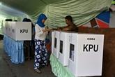 Indonésie: le président Joko Widodo bien parti pour un second mandat