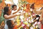Fête de Chol Chnam Thmay des Khmers