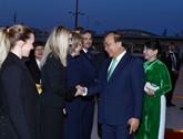 Le PM termine avec succès ses visites en Roumanie et en République tchèque