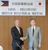 Défense: les Philippines et le Japon s'engagent à renforcer leur coopération