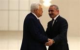 Le Vietnam félicite la Palestine pour son nouveau gouvernement