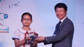 Don de livres aux écoles primaires de Hô Chi Minh-Ville