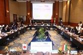 Réunion du Conseil d'administration de l'OANA en images