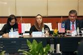 Les membres de l'OANA apprécient le thème de la réunion et l'accueil de la VNA