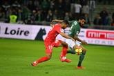 Ligue 1: Saint-Étienne s'accroche à son rêve européen