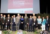 Clôture des 11es Assises de la coopération décentralisée