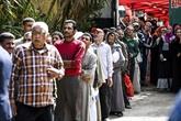 Début du référendum en Égypte pour prolonger la présidence de Sissi