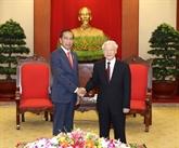 Félicitations vietnamiennes au président indonésien Joko Widodo