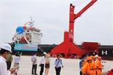 Binh Thuân: le port international de Vinh Tân mis en service