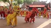 Fête du temple Dô à Bac Ninh