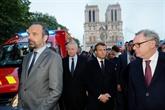Notre-Dame: la France veut un mécanisme européen pour le patrimone en péril