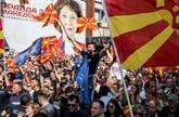 Dans l'apathie, la Macédoine du Nord désigne son président