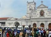 Explosions au Sri Lanka: 52 morts et des centaines de blessés