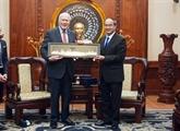 Efforts visant à promouvoir les relations Vietnam - États-Unis