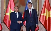 La visite du Premier ministre Nguyên Xuân Phuc contribue à la coopération bilatérale