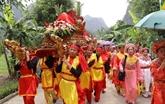 Ouverture de la Fête de Tràng An à Ninh Binh